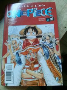 One piece di Eiichiro Oda