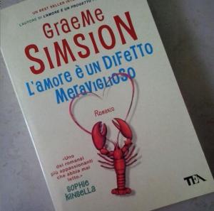 l'amore è un difetto meraviglioso di Graeme Simsion