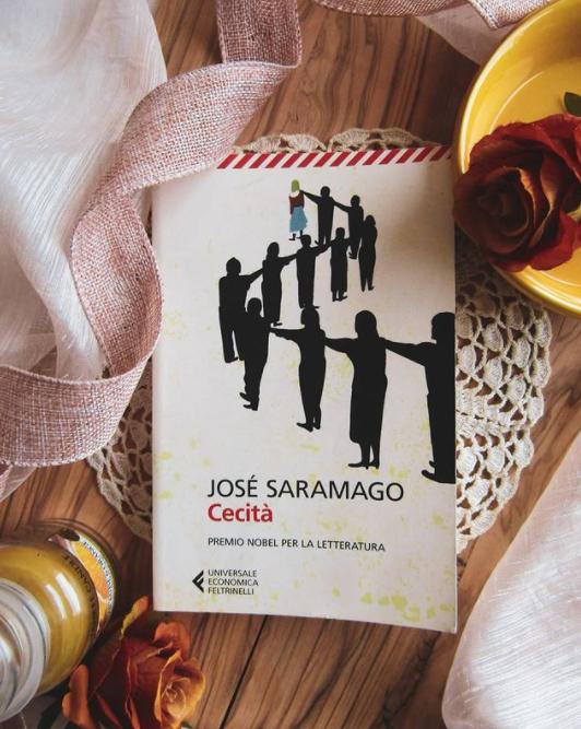 Saramago - autori che vorrei approfondire nel 2021